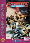 Streets of Rage 2 - Game Gear (Cartridge Only)