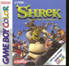 Shrek: Fairy Tale Freak Down - GBC (Cartridge Only)
