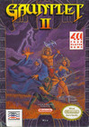 Gauntlet II - NES (Cartridge Only, Cartridge Wear)