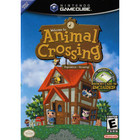 Animal Crossing - GameCube (With Book)
