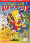 The Simpsons: Bart vs. the World - NES (Cartridge Only, Label Wear)