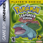 Pokemon LeafGreen Version - GBA (Cartridge Only)