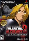 Fullmetal Alchemist 2: Curse of the Crimson Elixir - PS2 (Used, No Book)
