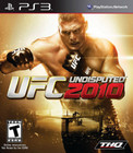 UFC Undisputed 2010 - PS3 (Disc Only)