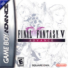 Final Fantasy V Advance - GBA (Cartridge Only)