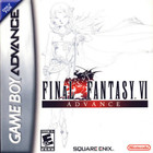 Final Fantasy VI Advance - GBA (Cartridge Only)
