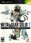 Metal Gear Solid 2: Substance - XBOX (Used, With Book)