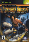 Prince of Persia: The Sands of Time - XBOX (Used, With Book)