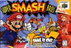 Super Smash Bros. - N64 (Cartridge Only, Cartridge Wear)