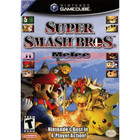 Super Smash Bros. Melee - GameCube (With Box and Book)