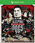 Sleeping Dogs: Definitive Edition - Xbox One [Brand New]