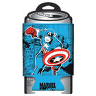 Marvel Retro Comic Wrap Captain America Huggie w/card