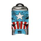Marvel Captain America Character Koozie