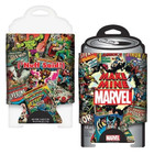 Marvel Make Mine Marvel Collage Koozie