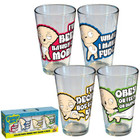 Family Guy Stewie Pint 4-Pack