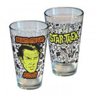 Star Trek Beam Me Up Scotty Pint Glass