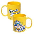 DC Comics Wonder Woman Mornings Ceramic Mug