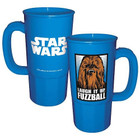 Star Wars Chewbacca Laugh It Up Fuzzball 22 Oz. Plastic Stein