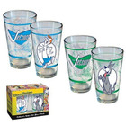 The Jetsons Retro Pint Glass 2-Pack