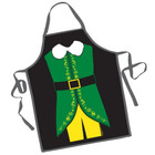 Elf the Movie Elf Be The Character Apron