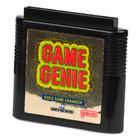 Game Genie: Video Game Enhancer - Genesis (Cartridge, With Manuals)