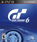 Gran Turismo 6 - PS3 (Disc Only)