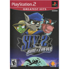 Sly 2: Band of Thieves - PS2 [Brand New]