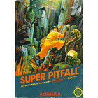 Super Pitfall - NES (With Box and Book)