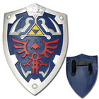 The Legend of Zelda Hylian Triforce Shield Replica