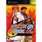 Capcom vs. SNK 2 EO - XBOX (Used, No Book)