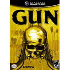 Gun - GameCube (With Book)