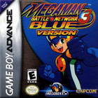 Mega Man Battle Network 3: Blue Version - GBA (With Box and Book)