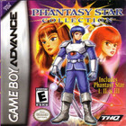Phantasy Star Collection - GBA (With Box and Book , Excellent Condition)