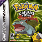 Pokemon LeafGreen Version - GBA [CIB]
