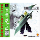 Final Fantasy VII (Greatest Hits) - PS1 (With Book)