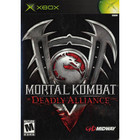 Mortal Kombat: Deadly Alliance - XBOX - Disc Only
