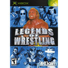 Legends Of Wrestling - XBOX - Disc Only