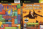 Star Wars: The Clone Wars & Tetris Worlds - XBOX (Disc Only)