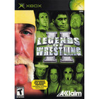 Legends of Wrestling II - XBOX - Disc Only