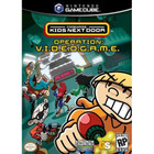 KND Kids Next Door Operation: V.I.D.E.O.G.A.M.E. - GameCube (No Book)
