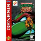 TMNT: Tournament Fighters - SEGA Genesis (Cartridge Only, Label Wear)