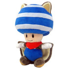 "Flying Squirrel Toad 8"" Plush (Blue)"