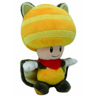 """Flying Squirrel Toad 8"""" Plush (Yellow)"""