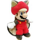"""Flying Squirrel Mario 14"""" Plush"""