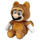 """Tanooki Mario 9"""" Plush"""