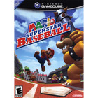 Mario Superstar Baseball - GameCube (With Book)