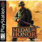 Medal of Honor - PS1 (Disc Only)