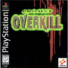 Project Overkill - PS1 (Disc Only)