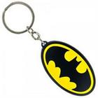 DC Comics Batman Metal Logo Keychain