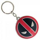 Marvel Comics Deadpool Metal Keychain